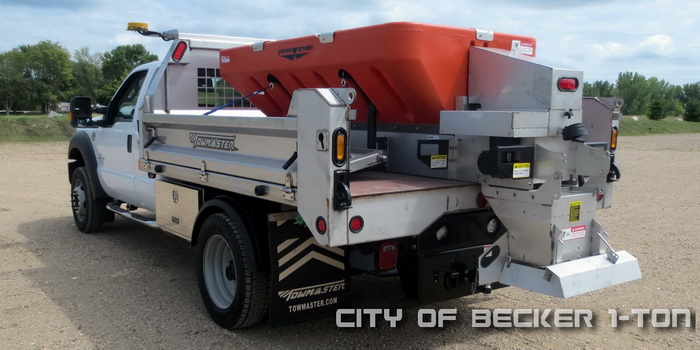 City of Becker 1 ton 007