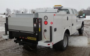 Kandiyohi County Service Truck by .