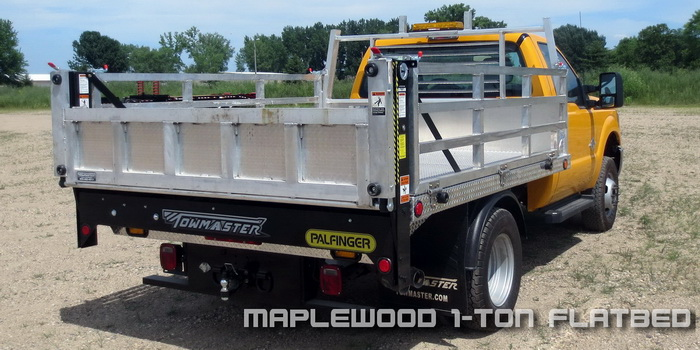 Maplewood 1Ton Flatbed 005