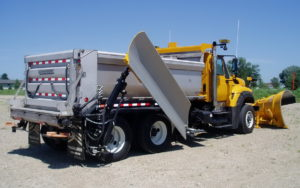 Scott County Used Plow and Sander by .