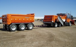 Steele County Tri-Axle PUP2 by .
