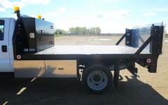 Elk River 1 Ton Badger Flatbed 011 by .