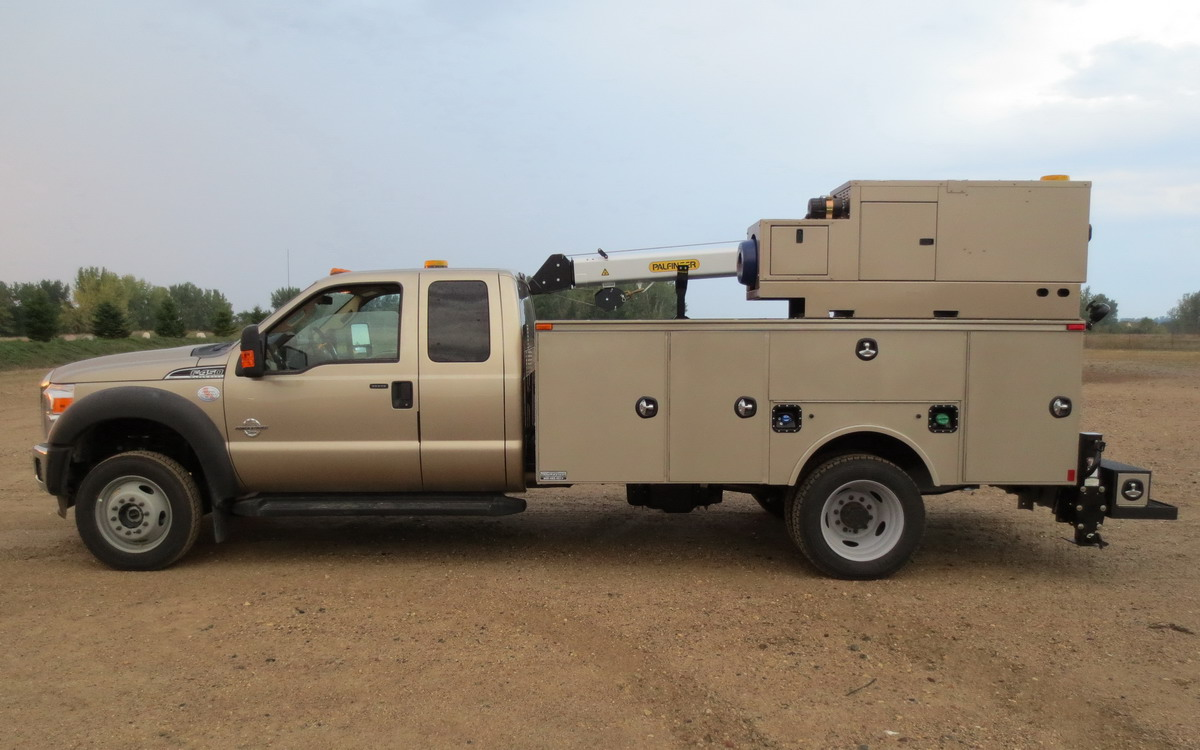 Service Bodies For Pickups : Used service trucks wallpapers gallery
