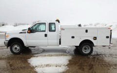 Kandiyohi Co. Service Truck 002 by .